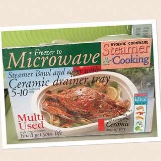 BN Microwave Steamer