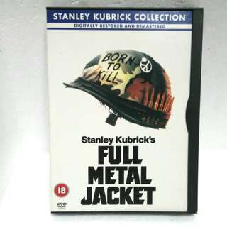 DVD Full Metal Jacket