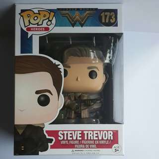 🚚 Funko POP - Movie DC Wonder Woman - Steve Trevor 173