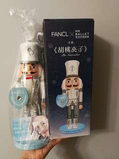 FANCL × HK BALLET 限量版《胡桃夾子》聖誕擺設