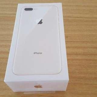 IPhone 8 plus 64gb. Gold colour. Box set.