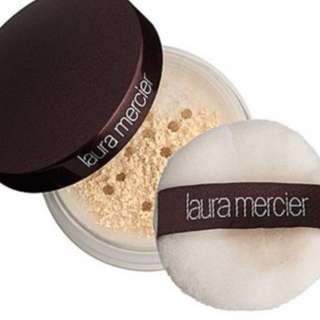 Authentic laurier mercier translucent powder
