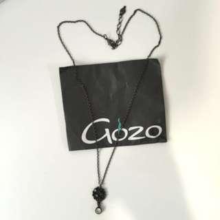 🚚 Gozo 經典款 亮鑽 復古 項鍊