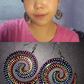 For sale anting ethnic handmade from Bali