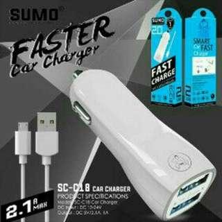 SUMO SC C18 saver usb super fast charger