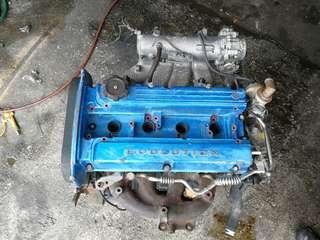 engine kosong Evo 4 4G63