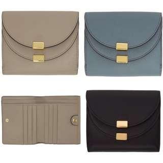 Chloe Georgia wallet