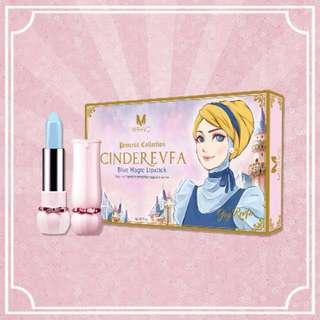 [Instock] Cinderevfa Blue Magic Lipstick (Cheek & Lip) - Dec Promo