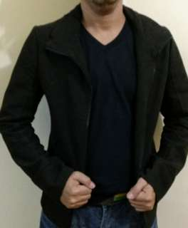 Jacket Medium Dark Brown