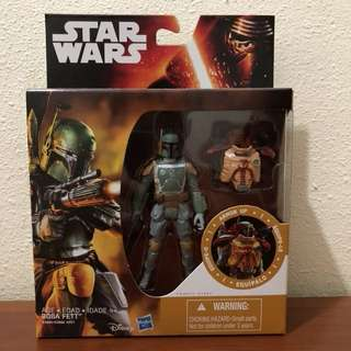 Hasbro Boba Fett armour up [MISB]