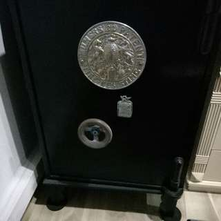 Antique Safe Box