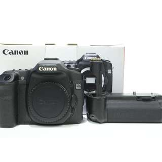 Canon EOS 50D Body Only (SC 20K+)