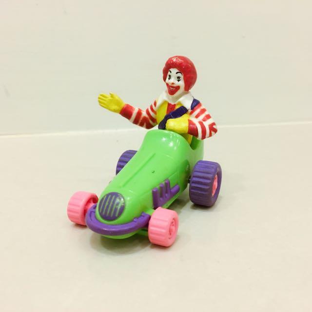 1992年麥當勞拉風車隊/ Rev-Ups 麥當勞叔叔賽車/ Ronald-Race Car