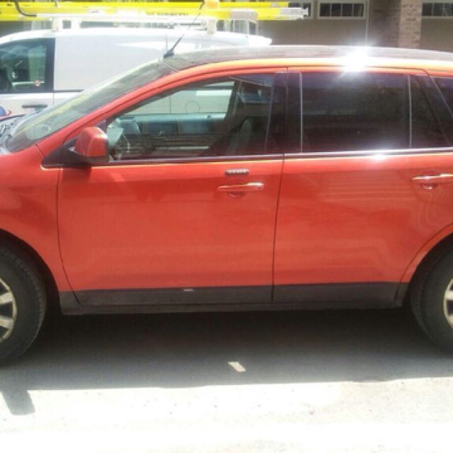 2007 Ford Edge - New tires, new breaks