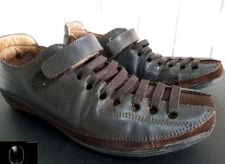 Rusty Lopez leather shoes
