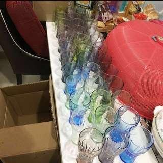 Take All 43 Coke Glass