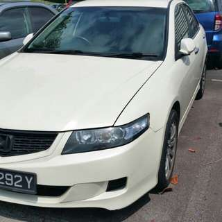 HONDA ACCORD EURO CL7 2.0(A) 2007
