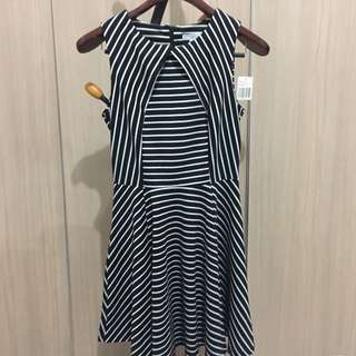 Neu look stripes dress