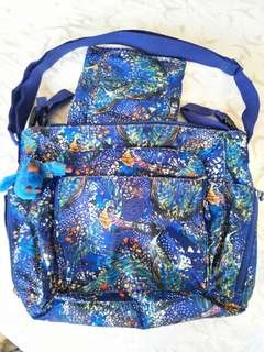 Kipling kyler baby bag