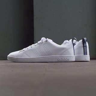 Adidas neo advan white original termurah