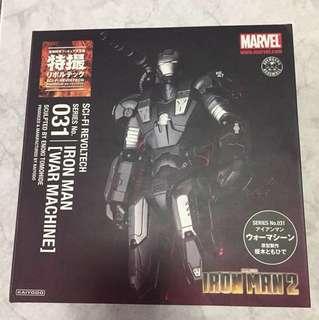 Revoltech War Machine (Iron Man 2)