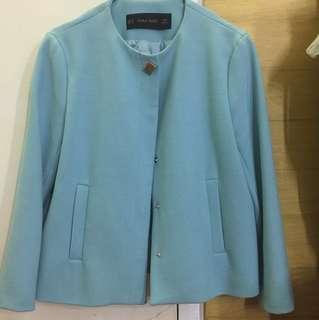 Zara Blazer (light blue)