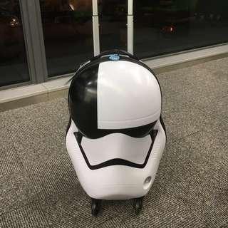 Star wars stormtrooper luggage