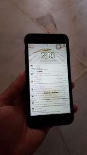 Iphone 7 Plus 128GB Black Fullset Box