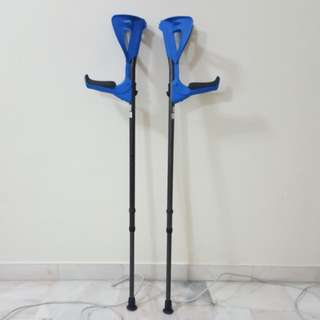FDI Walking Aid / Crutches