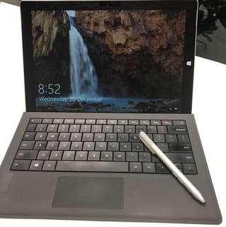 Surface pro 3, i5/8G/256GB $780