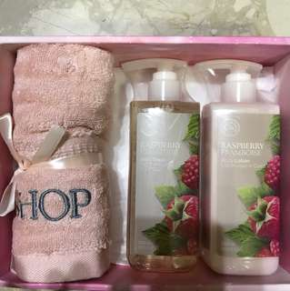 The Face Shop Twin Gift Set