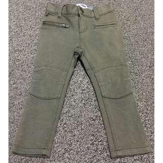 Old Navy Green Skinny Pants