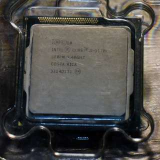 Price Reduced!!! Intel i5-3570K CPU with original Intel Heatsink+Fan. Extremely Overclockable!!!
