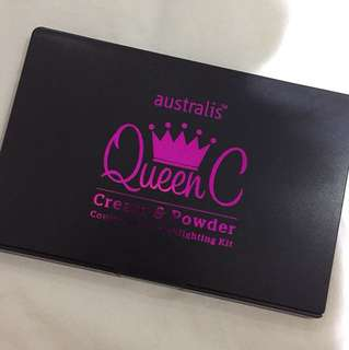 Australis Queen C Cream & Powder Kit