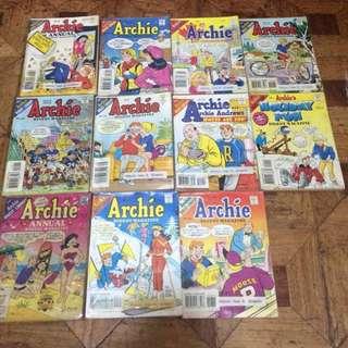 Archie, Jughead, Betty & Veronica, Laugh Digest Magazine