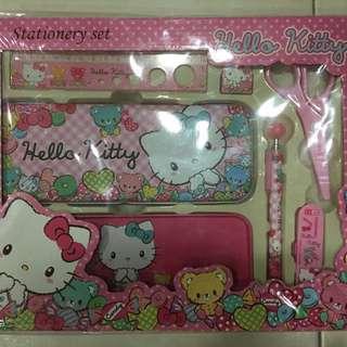 Hello Kitty Stationery Set