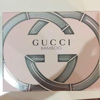 Gucci Bamboo Gift Set - 100ml Body lotion & 50ml Perfume