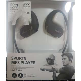 Brand New Song Mp3 player earpiece