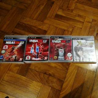 PS3 Game Clearance