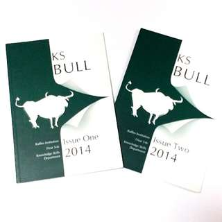 RI Model Essays KS Bull 2014 Issue One and Two