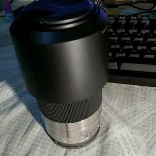Sony E55-210 f/4.5-6.3 OSS Lens