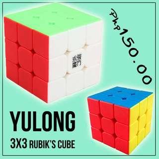 YuLong 3x3 Rubik's Cube