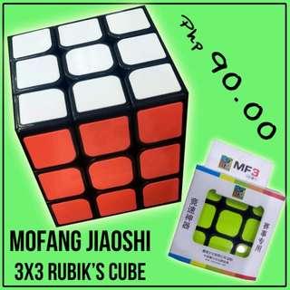 MoFang JiaoShi 3x3 Rubik's Cube
