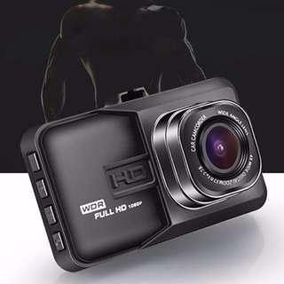"3.0"" Dash Camera Car DVR HD Video Recorder G-sensor, WDR Parking Dash Cam Vehicle Camera Car Cam"