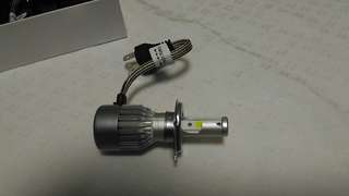 H4 LED 大燈胆