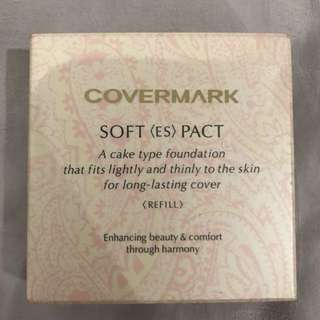 Covermark : cake type foundation