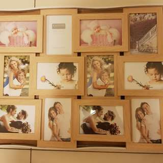 Vintage photo frame for 4R photos