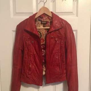 Danier leather jacket (Christmas gift idea)