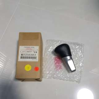 Original Mitsubishi Lancer EX stock shift knob