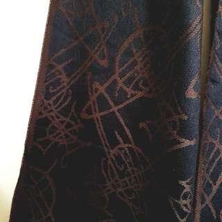 Brand new Vivienne Westwood Scarf & Tag